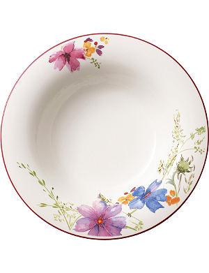 VILLEROY & BOCH Mariefleur deep plate 23cm