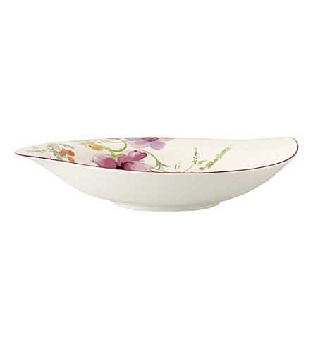 VILLEROY & BOCH Mariefleur shallow serving bowl 34cm