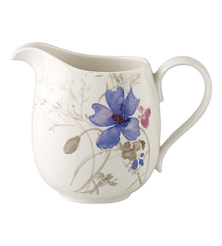 VILLEROY & BOCH Mariefleur Gris milk jug
