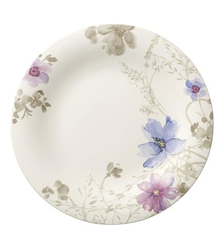 VILLEROY & BOCH Mariefleur Gris gourmet plate 30cm