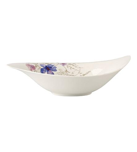 VILLEROY & BOCH Mariefleur Gris serving bowl 45cm