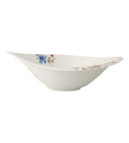 VILLEROY & BOCH Mariefleur Gris deep serving bowl 36cm