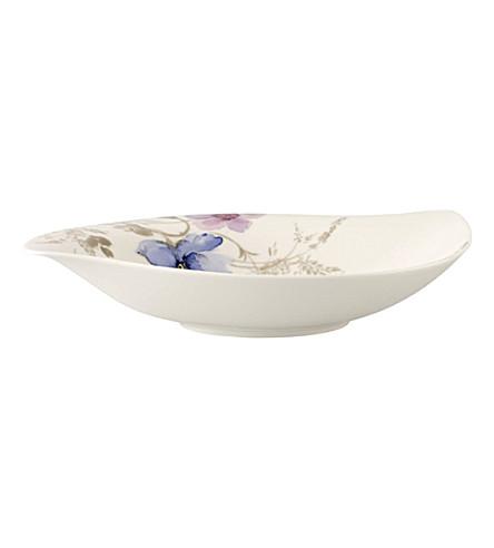 VILLEROY & BOCH Mariefleur Gris deep serving bowl 29cm