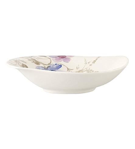 VILLEROY & BOCH Mariefleur Gris deep serving bowl 21cm