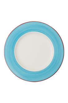 VILLEROY & BOCH Lina Aqua dinner plate 27cm