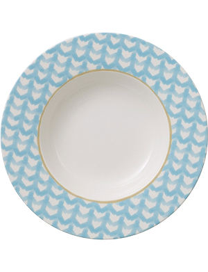 VILLEROY & BOCH Lina Aqua deep plate 24cm