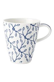 VILLEROY & BOCH Small floral mug