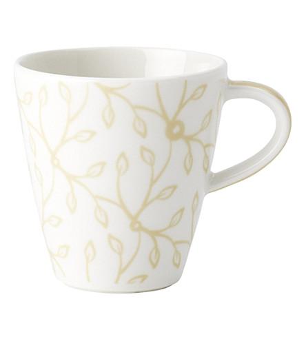 VILLEROY & BOCH Vanilla floral espresso cup
