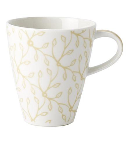 VILLEROY & BOCH Vanilla floral small mug