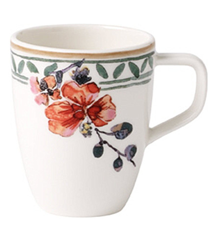 VILLEROY & BOCH Artesano Provençal 翠绿咖啡杯