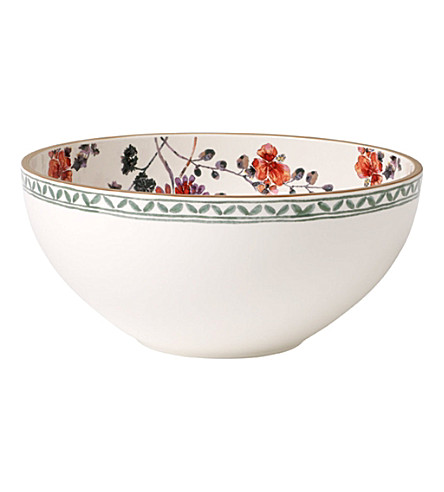 VILLEROY & BOCH Artesano Provençal Verdure salad bowl 28cm