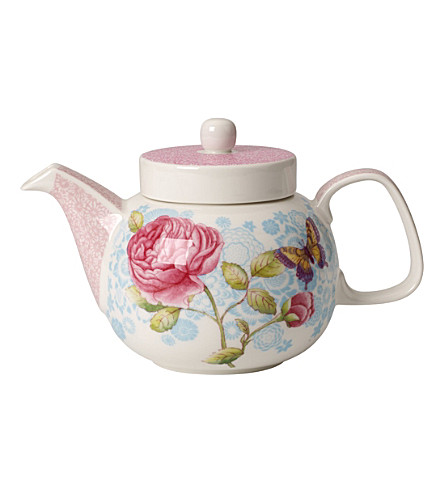 VILLEROY & BOCH Rose Cottage porcelain teapot 600ml