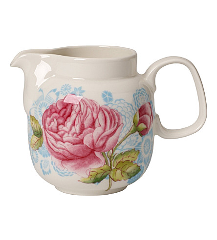 VILLEROY & BOCH Rose Cottage porcelain creamer 340ml