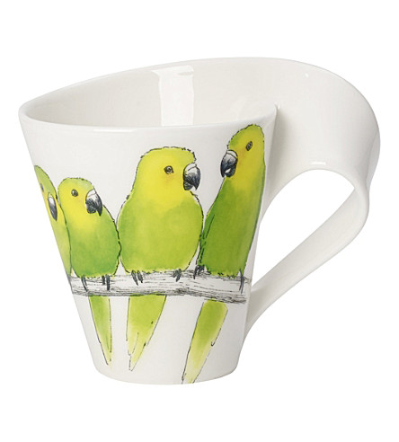 villeroy boch new wave caffe conure coffee mug. Black Bedroom Furniture Sets. Home Design Ideas