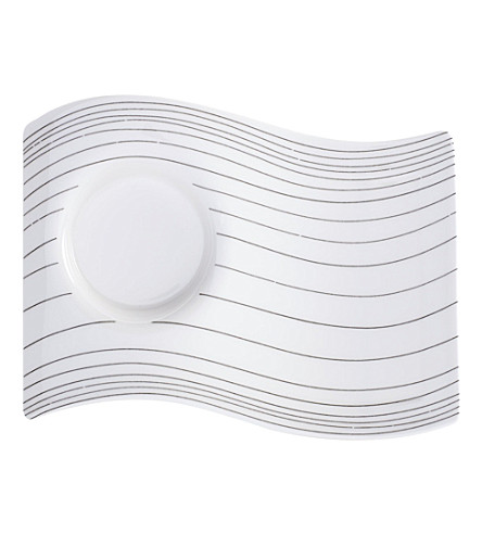 VILLEROY & BOCH New Wave Caffè party plate small 17cm