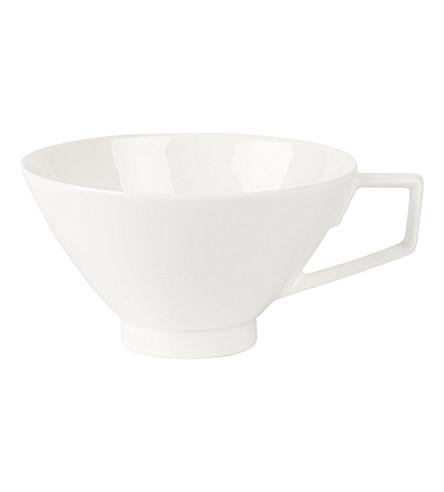 VILLEROY & BOCH La Classica Nuova porcelain tea cup (White