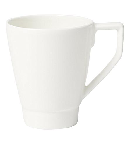 VILLEROY & BOCH La Classica Nuova porcelain espresso cup (White