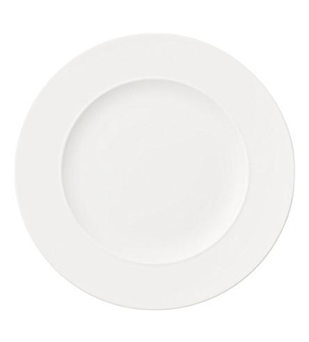 VILLEROY & BOCH La Classica Nuova porcelain dinner plate 27.5cm (White