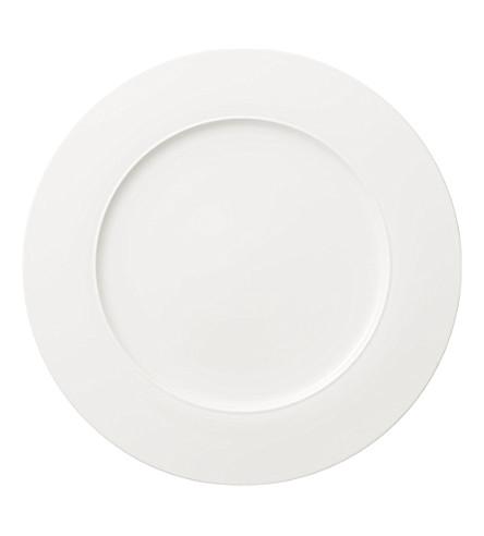 VILLEROY & BOCH La Classica Nuova porcelain buffet plate 30.5cm (White