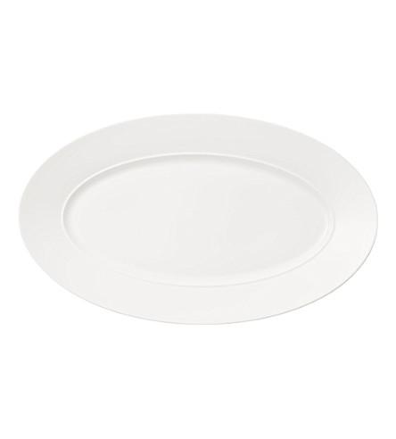 VILLEROY & BOCH La Classica Nuova porcelain pickle dish 25cm (White