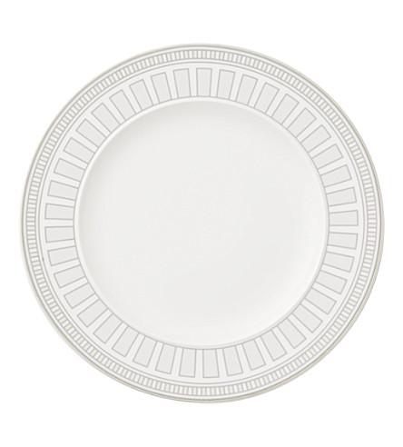 VILLEROY & BOCH La Classica Contura porcelain salad plate 22cm (White