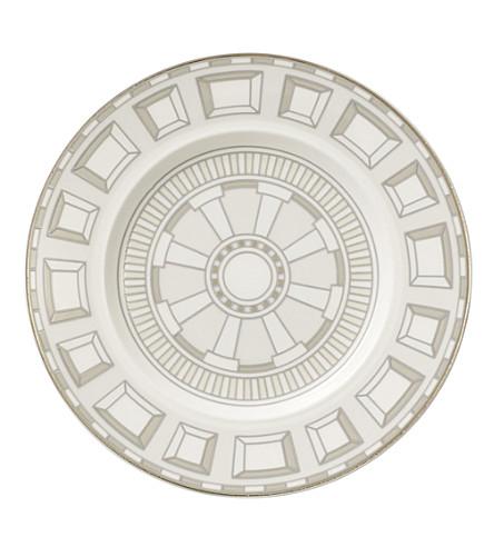 VILLEROY & BOCH La Classica Contura porcelain bread and butter plate 17cm (White
