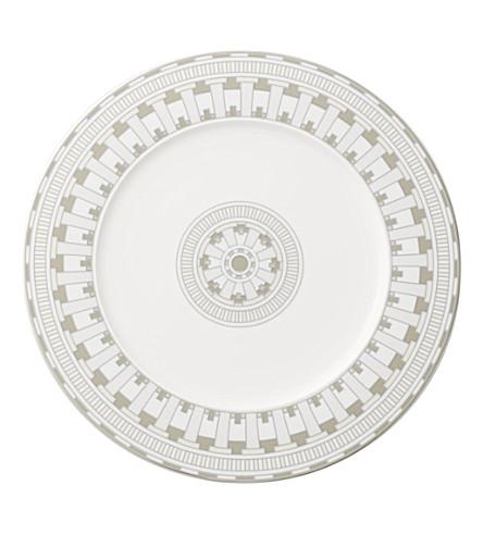 VILLEROY & BOCH La Classica Contura porcelain buffet plate 30.5cm (White