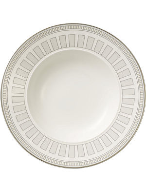 VILLEROY & BOCH La Classica Contura porcelain deep plate 24cm