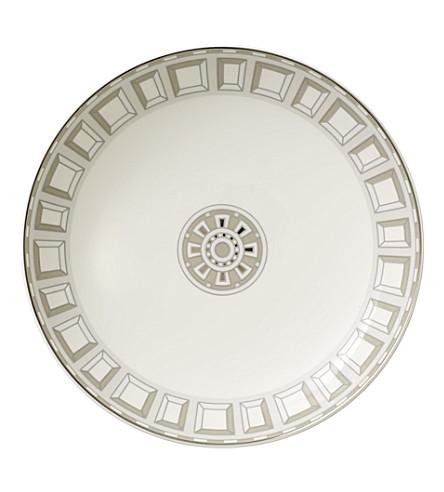 VILLEROY & BOCH La Classica Contura porcelain bowl 22.5cm (White