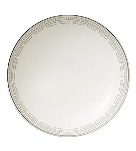 VILLEROY & BOCH La Classica Contura porcelain bowl 17.5cm (White