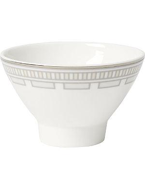 VILLEROY & BOCH La Classica Contura porcelain dip bowl 8cm