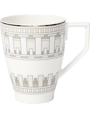 VILLEROY & BOCH La Classica Contura porcelain mug