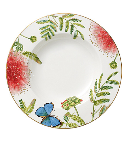 VILLEROY & BOCH Amazonia anmut porcelain deep plate