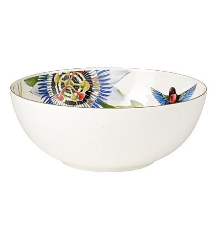 VILLEROY & BOCH Amazonia anmut porcelain salad bowl
