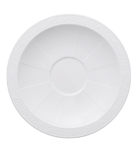 VILLEROY & BOCH Pearl breakfast cup saucer