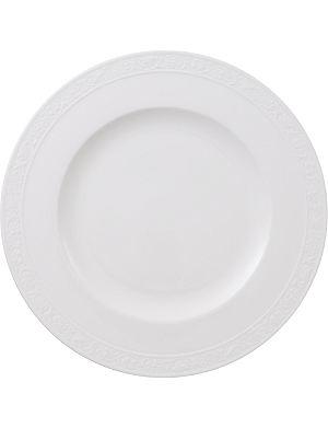 VILLEROY & BOCH Pearl flat plate 27cm