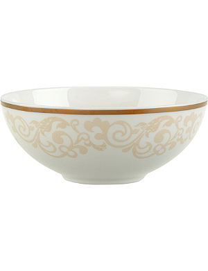 VILLEROY & BOCH Ivoire porcelain individual bowl 13cm