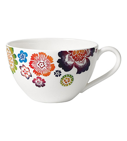 VILLEROY & BOCH Anmut Bloom breakfast cup