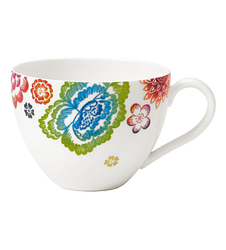 VILLEROY & BOCH Anmut Bloom coffee cup