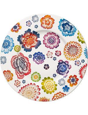 VILLEROY & BOCH Anmut Bloom salad plate 22cm