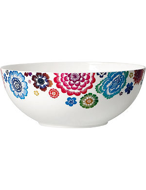 VILLEROY & BOCH Anmut Bloom salad bowl 21cm