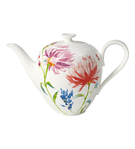 VILLEROY & BOCH Anmut flowers coffee pot