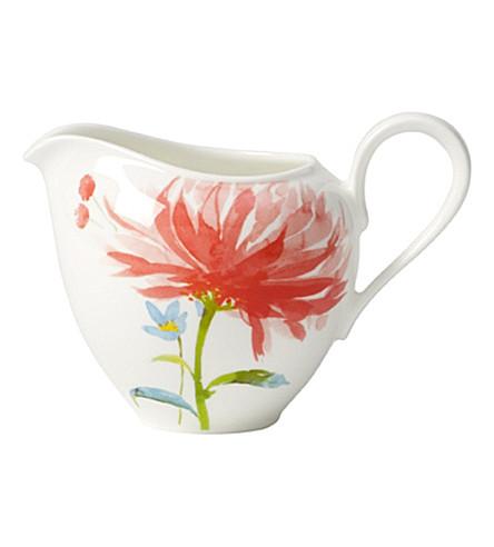 VILLEROY & BOCH Anmut flowers creamer pot
