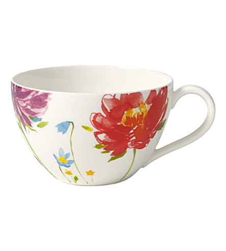 VILLEROY & BOCH Anmut flowers breakfast cup