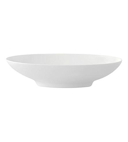 VILLEROY & BOCH Modern Grace oval bowl 30cm