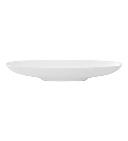 VILLEROY & BOCH Modern Grace oval bowl 29cm