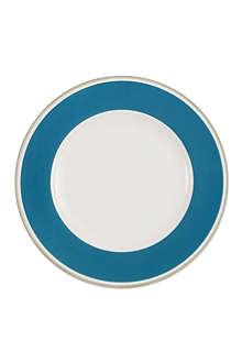 VILLEROY & BOCH Anmut My Colour flat dinner plate 27cm