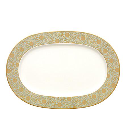 VILLEROY & BOCH Aureus oval platter 41cm