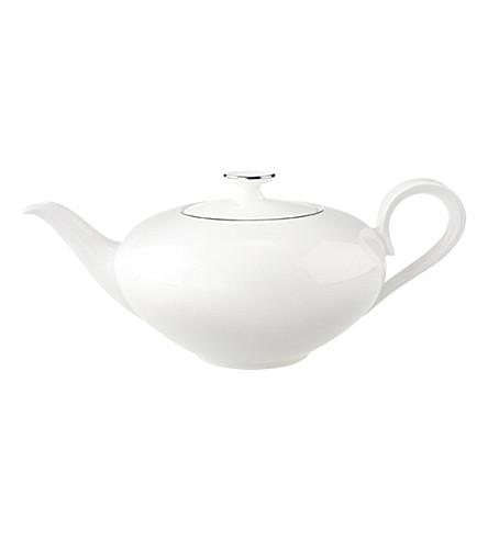 VILLEROY & BOCH Anmut Platinum No.1 teapot