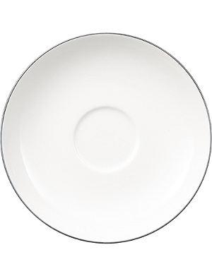 VILLEROY & BOCH Anmut Platinum No.1 saucer
